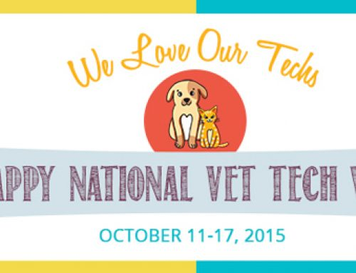 Vet Tech Week, October 11 – 17, 2015